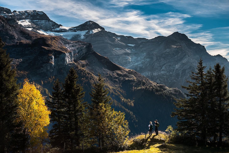 The Big Mountain